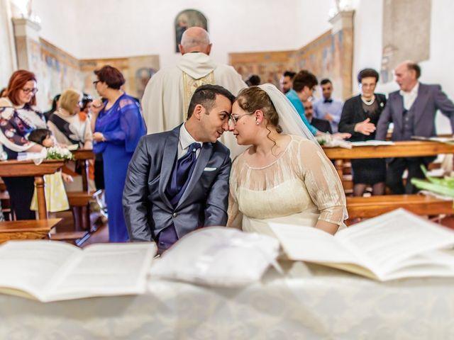 Il matrimonio di Vincenzo e Veronica a Travagliato, Brescia 118