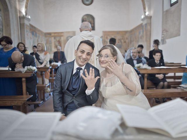 Il matrimonio di Vincenzo e Veronica a Travagliato, Brescia 120