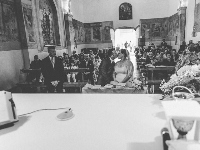 Il matrimonio di Vincenzo e Veronica a Travagliato, Brescia 121