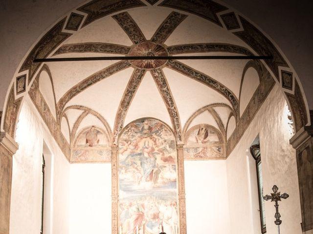 Il matrimonio di Vincenzo e Veronica a Travagliato, Brescia 122
