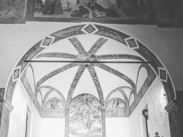 Il matrimonio di Vincenzo e Veronica a Travagliato, Brescia 123