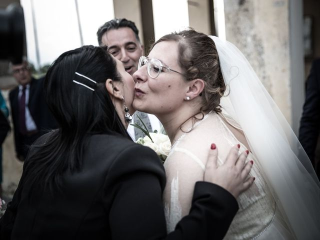 Il matrimonio di Vincenzo e Veronica a Travagliato, Brescia 127
