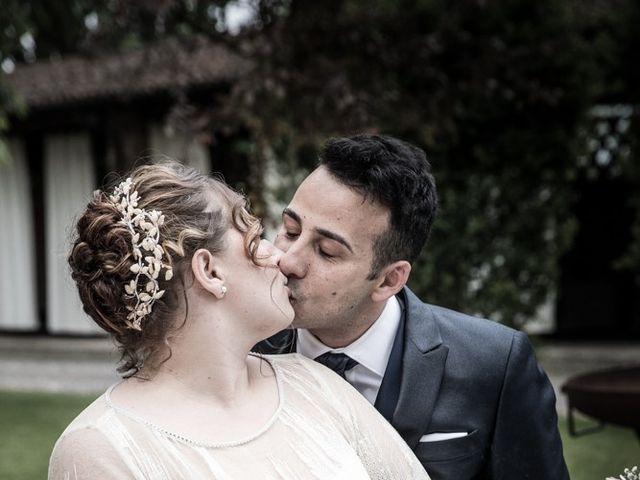 Il matrimonio di Vincenzo e Veronica a Travagliato, Brescia 141
