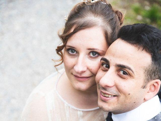 Il matrimonio di Vincenzo e Veronica a Travagliato, Brescia 143