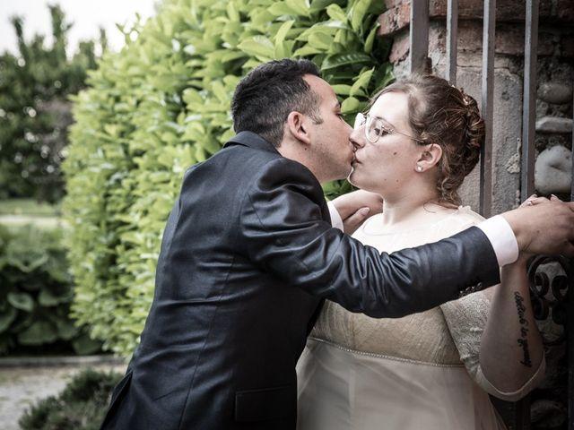 Il matrimonio di Vincenzo e Veronica a Travagliato, Brescia 144
