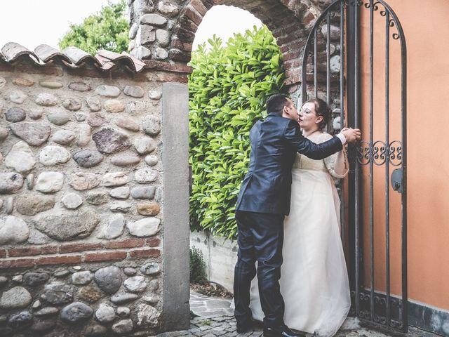 Il matrimonio di Vincenzo e Veronica a Travagliato, Brescia 146
