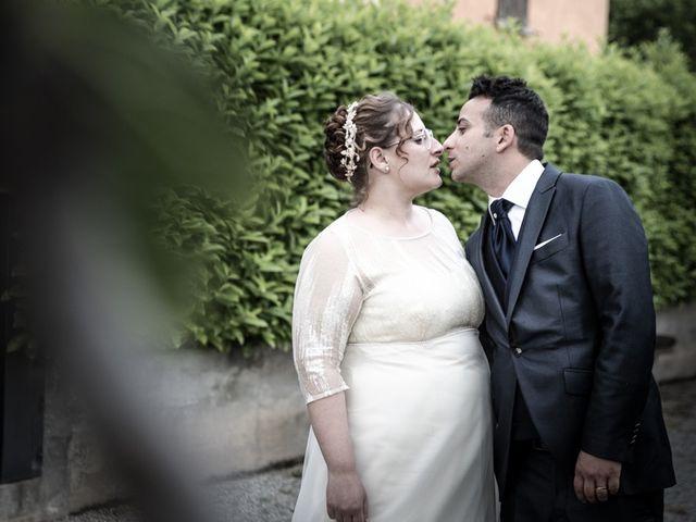 Il matrimonio di Vincenzo e Veronica a Travagliato, Brescia 148