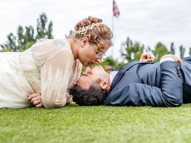 Il matrimonio di Vincenzo e Veronica a Travagliato, Brescia 2