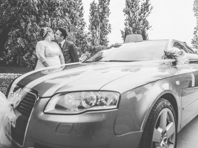 Il matrimonio di Vincenzo e Veronica a Travagliato, Brescia 149