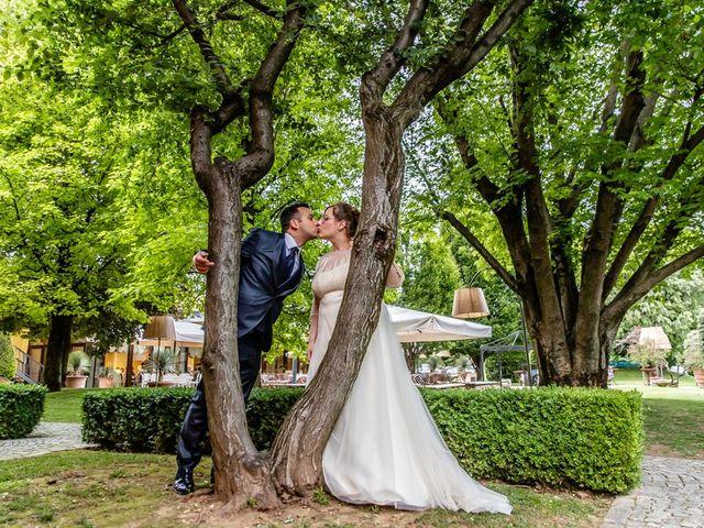 Il matrimonio di Vincenzo e Veronica a Travagliato, Brescia 162