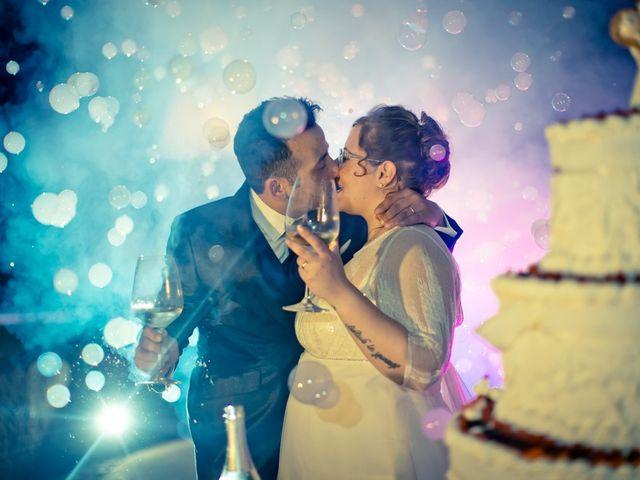 Il matrimonio di Vincenzo e Veronica a Travagliato, Brescia 171