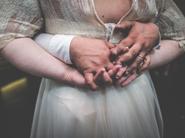 Il matrimonio di Vincenzo e Veronica a Travagliato, Brescia 190