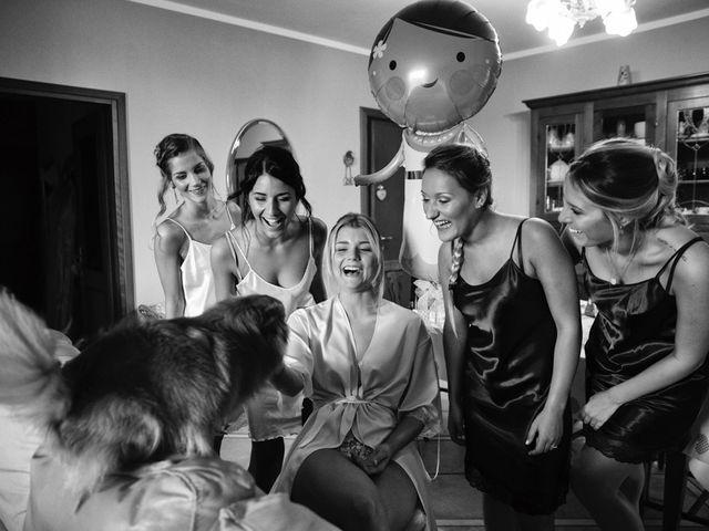 Il matrimonio di Mathieu e Jessica a Reggio nell'Emilia, Reggio Emilia 4