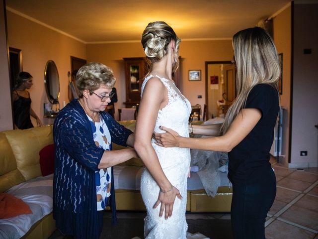 Il matrimonio di Mathieu e Jessica a Reggio nell'Emilia, Reggio Emilia 6