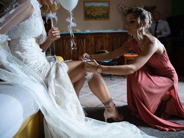 Il matrimonio di Mathieu e Jessica a Reggio nell'Emilia, Reggio Emilia 9