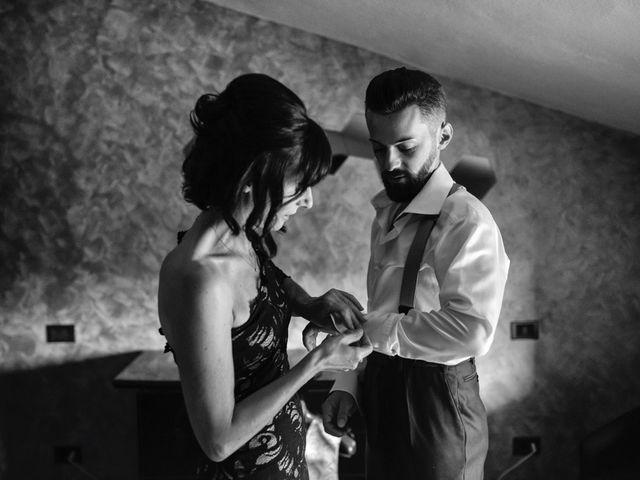 Il matrimonio di Mathieu e Jessica a Reggio nell'Emilia, Reggio Emilia 15