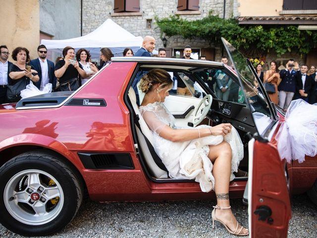 Il matrimonio di Mathieu e Jessica a Reggio nell'Emilia, Reggio Emilia 24