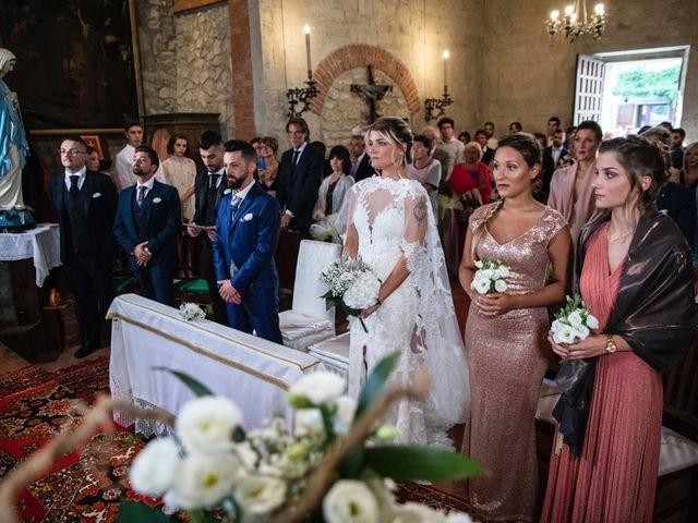 Il matrimonio di Mathieu e Jessica a Reggio nell'Emilia, Reggio Emilia 28