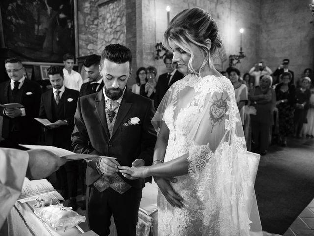 Il matrimonio di Mathieu e Jessica a Reggio nell'Emilia, Reggio Emilia 31