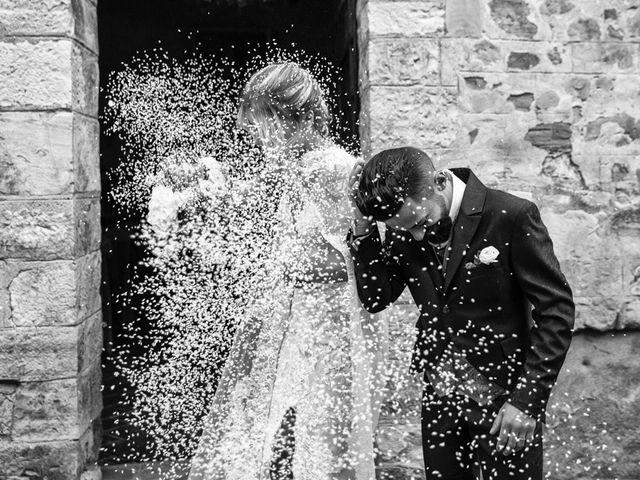 Le nozze di Jessica e Mathieu