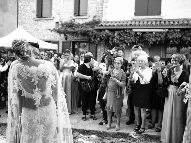 Il matrimonio di Mathieu e Jessica a Reggio nell'Emilia, Reggio Emilia 39