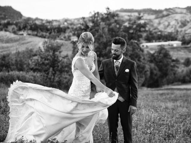 Il matrimonio di Mathieu e Jessica a Reggio nell'Emilia, Reggio Emilia 43