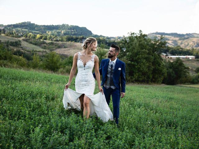 Il matrimonio di Mathieu e Jessica a Reggio nell'Emilia, Reggio Emilia 45
