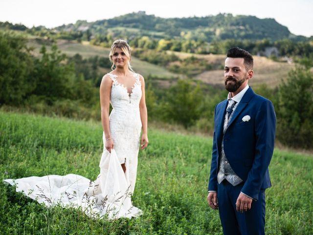 Il matrimonio di Mathieu e Jessica a Reggio nell'Emilia, Reggio Emilia 46