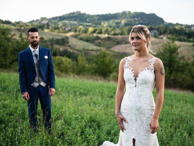 Il matrimonio di Mathieu e Jessica a Reggio nell'Emilia, Reggio Emilia 47