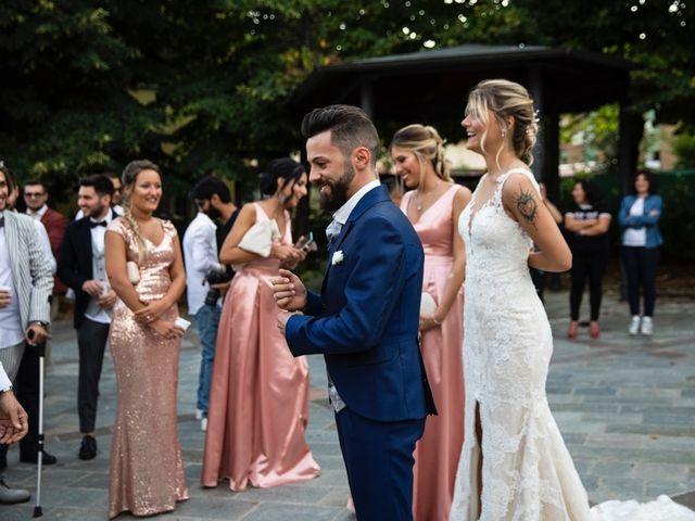 Il matrimonio di Mathieu e Jessica a Reggio nell'Emilia, Reggio Emilia 50