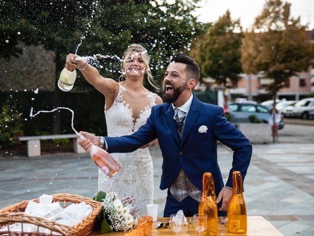 Il matrimonio di Mathieu e Jessica a Reggio nell'Emilia, Reggio Emilia 51