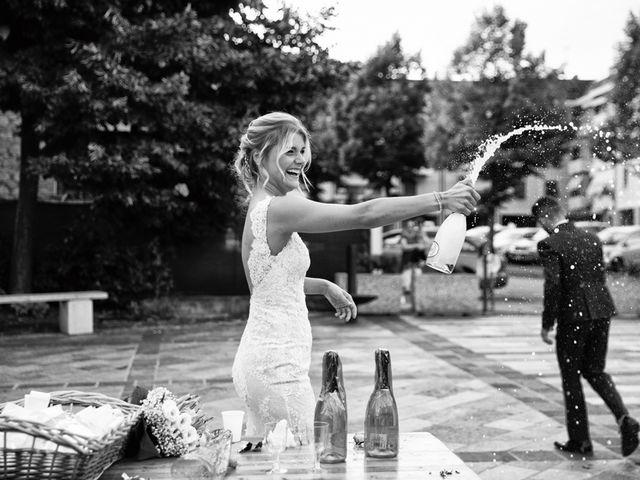 Il matrimonio di Mathieu e Jessica a Reggio nell'Emilia, Reggio Emilia 52