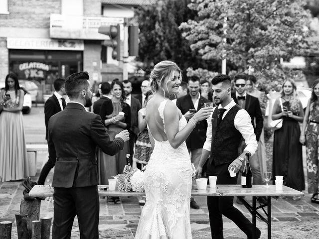 Il matrimonio di Mathieu e Jessica a Reggio nell'Emilia, Reggio Emilia 53
