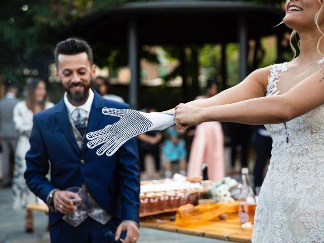 Il matrimonio di Mathieu e Jessica a Reggio nell'Emilia, Reggio Emilia 54