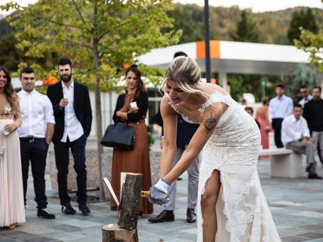 Il matrimonio di Mathieu e Jessica a Reggio nell'Emilia, Reggio Emilia 56