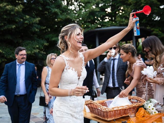 Il matrimonio di Mathieu e Jessica a Reggio nell'Emilia, Reggio Emilia 57