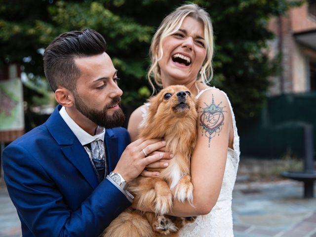 Il matrimonio di Mathieu e Jessica a Reggio nell'Emilia, Reggio Emilia 59