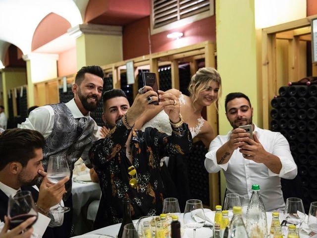 Il matrimonio di Mathieu e Jessica a Reggio nell'Emilia, Reggio Emilia 65