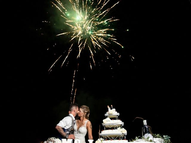 Il matrimonio di Mathieu e Jessica a Reggio nell'Emilia, Reggio Emilia 69