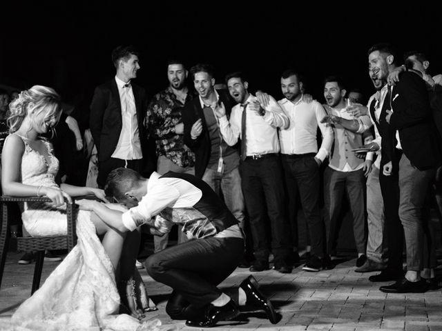 Il matrimonio di Mathieu e Jessica a Reggio nell'Emilia, Reggio Emilia 71