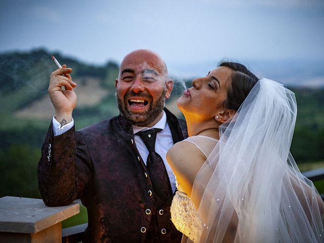 Le nozze di Roberta e Mirko