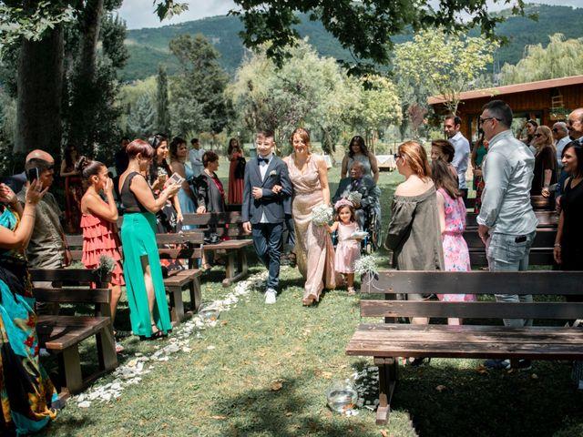 Il matrimonio di Salvatore e Rosaria a Santa Maria del Molise, Isernia 47