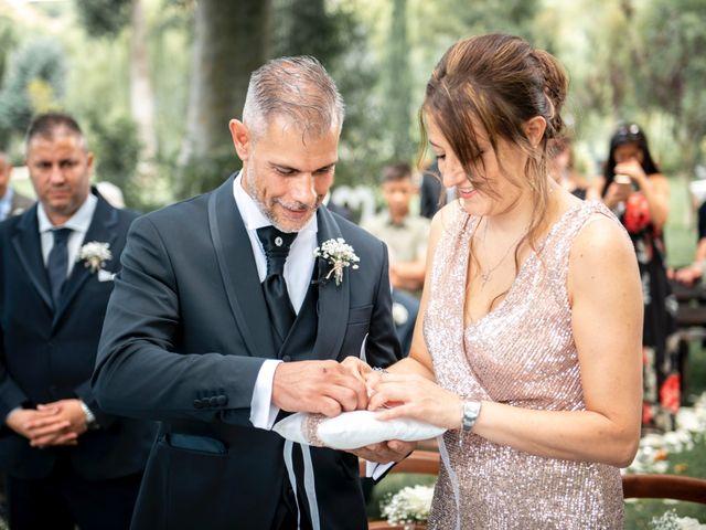 Il matrimonio di Salvatore e Rosaria a Santa Maria del Molise, Isernia 55
