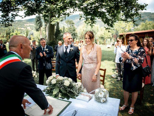 Il matrimonio di Salvatore e Rosaria a Santa Maria del Molise, Isernia 59