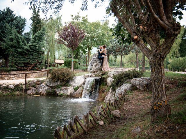 Il matrimonio di Salvatore e Rosaria a Santa Maria del Molise, Isernia 84