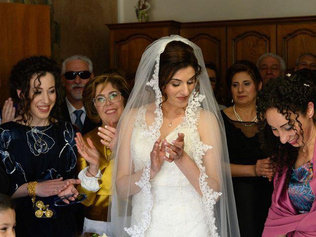 Il matrimonio di Luca e Francesca a Marianopoli, Caltanissetta 14