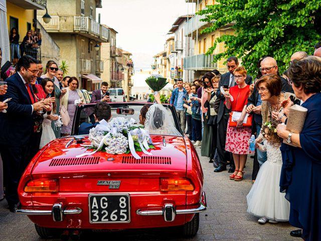Il matrimonio di Luca e Francesca a Marianopoli, Caltanissetta 18