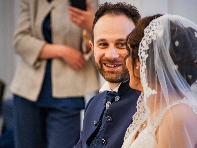 Il matrimonio di Luca e Francesca a Marianopoli, Caltanissetta 20