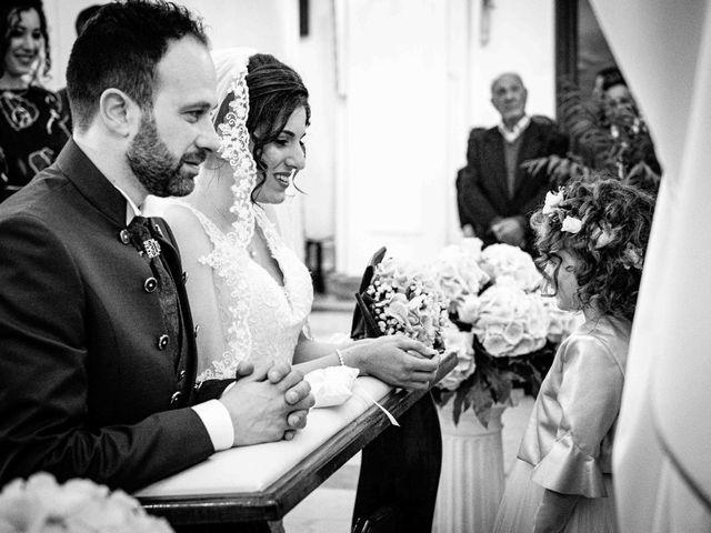 Il matrimonio di Luca e Francesca a Marianopoli, Caltanissetta 21