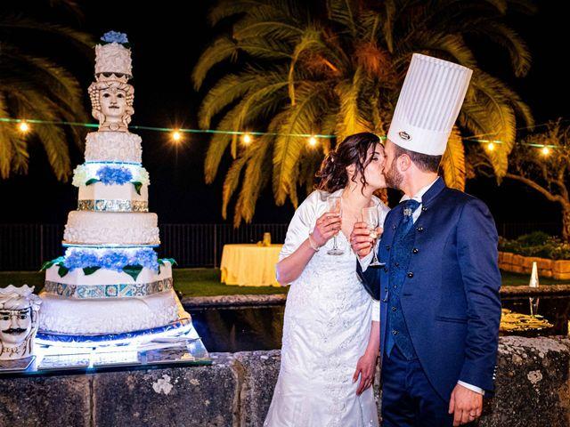 Il matrimonio di Luca e Francesca a Marianopoli, Caltanissetta 33